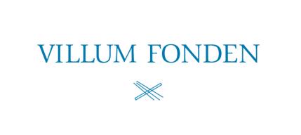 Villumfonden logo